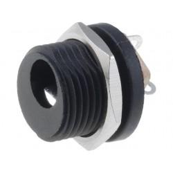 DC Jack mod. 02 - 2.1mm con interruttore - CLIFF FC681473
