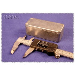 BOX 14 - Hammond 1590A - Contenitore alluminio pressofuso per effetti