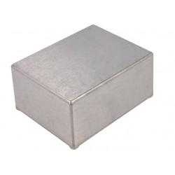 BOX 24 - Contenitore alluminio pressofuso per effetti tipo 1590BB alta