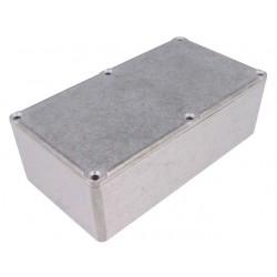 BOX 25 - Contenitore alluminio pressofuso per effetti