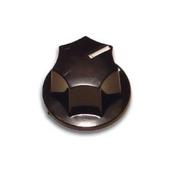 PartsPlanet - KJB-L-BK - nera in plastica tipo jazz GRANDE