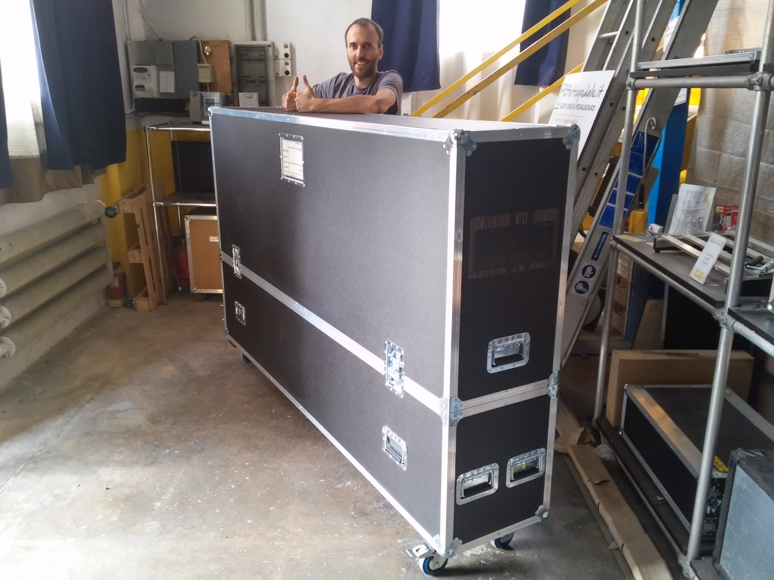 flight case TCase